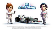 F1 Race Stars Game 2012 Screenshots