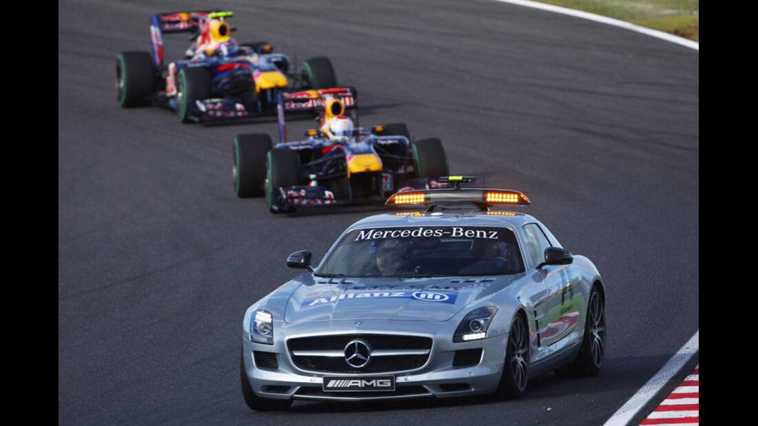 F1 Safety Car GP Japan