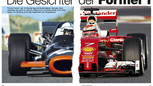 F1 Spezial 2017 - Historie - Screenshot
