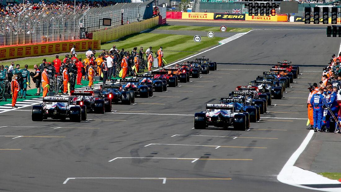 F1 Sprint Silverstone 2021 - GP England