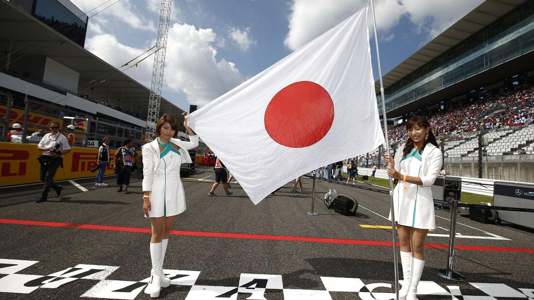 F1 Tagbuch - GP Japan 2015