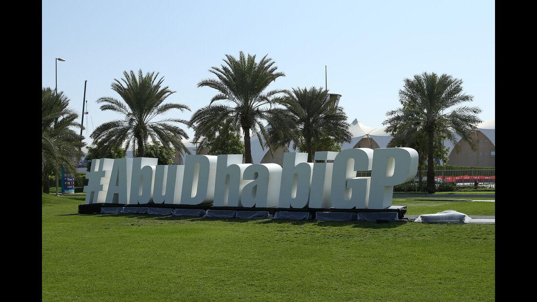 F1 Tagebuch - GP Abu Dhabi 2017