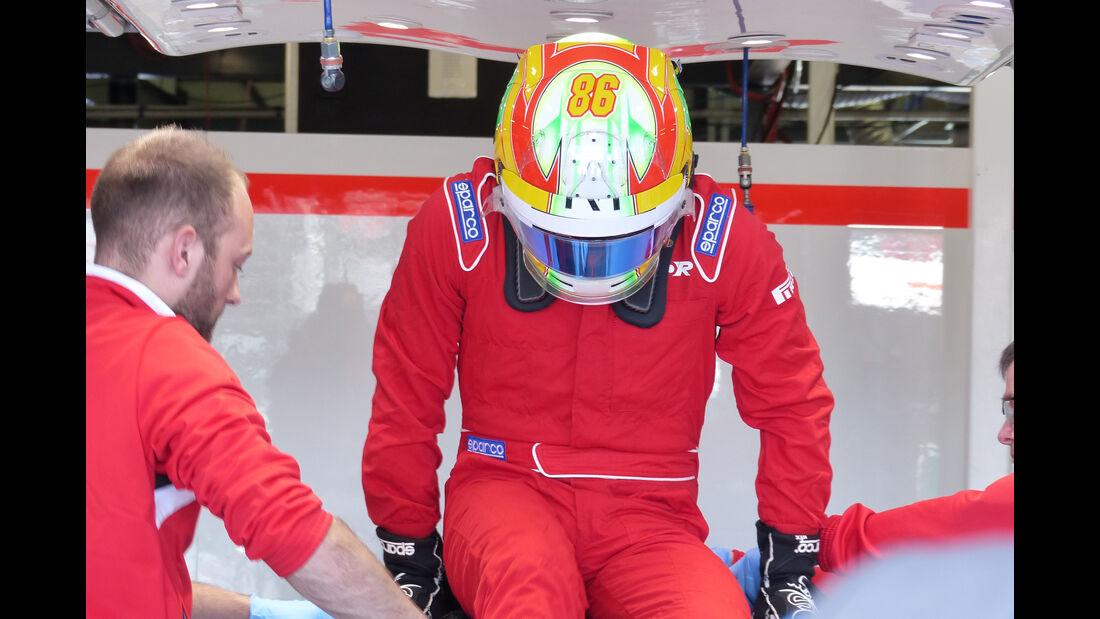 F1 Tagebuch - GP Australien 2015
