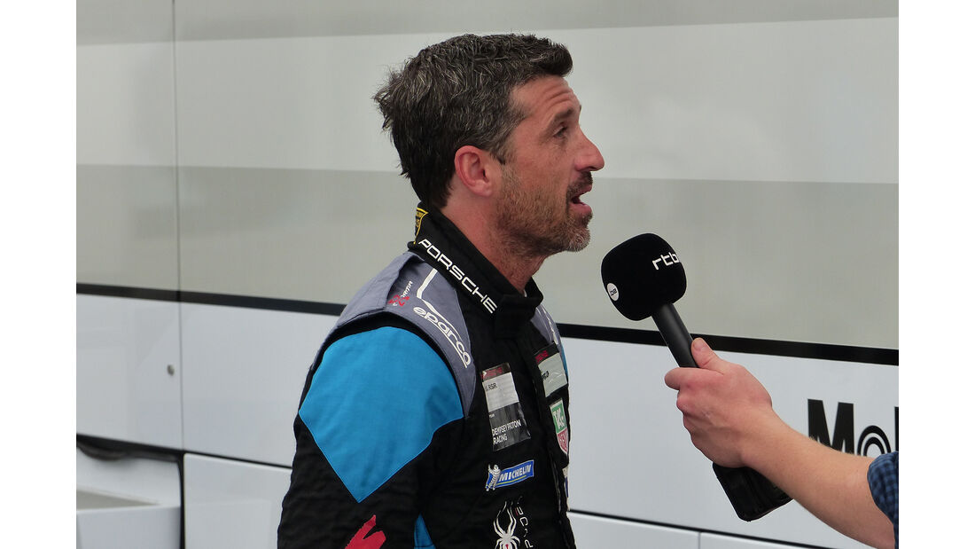 F1 Tagebuch - GP Belgien 2015