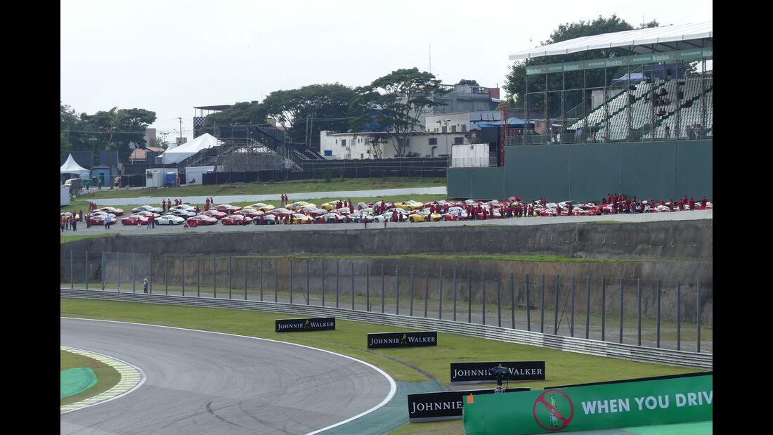 F1-Tagebuch - GP Brasilien 2018 - Sao Paulo
