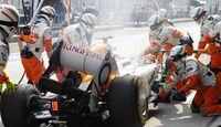 F1 Tagebuch GP China 2013