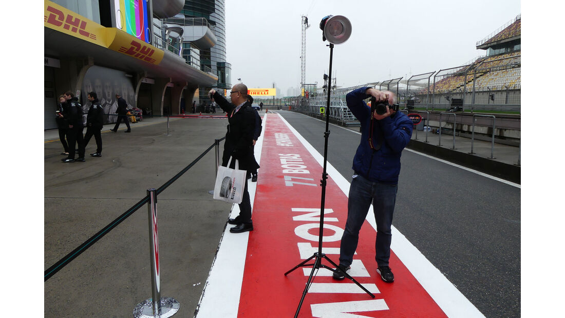 F1 Tagebuch - GP China 2017 - Shanghai