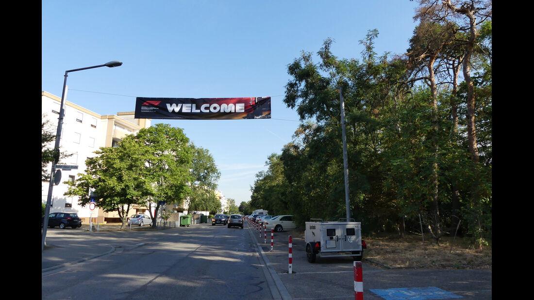 F1-Tagebuch - GP Deutschland 2018 - Hockenheim