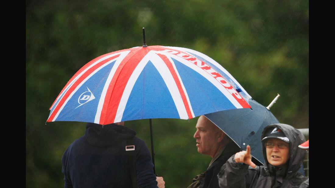 F1 Tagebuch - GP England 2013