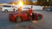 F1-Tagebuch - GP Malaysia 2016 - Sebastian Vettel - Ferrari 488 GTB - Formel 1 - Sepang