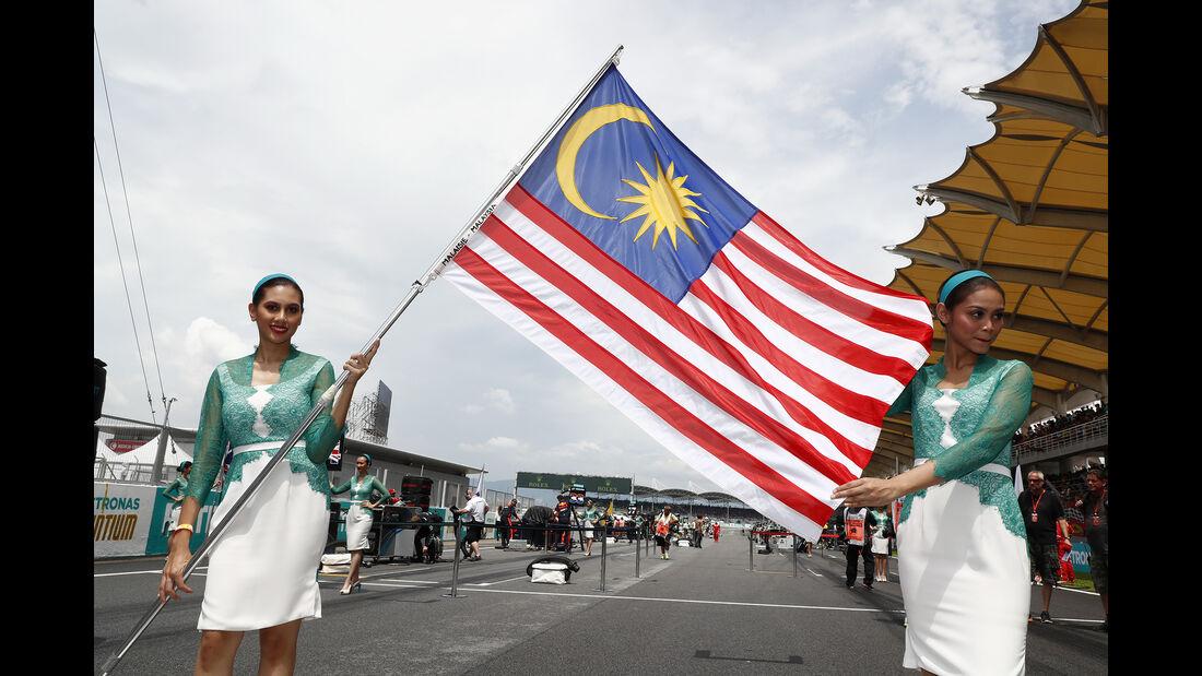 F1 Tagebuch GP Malaysia 2017