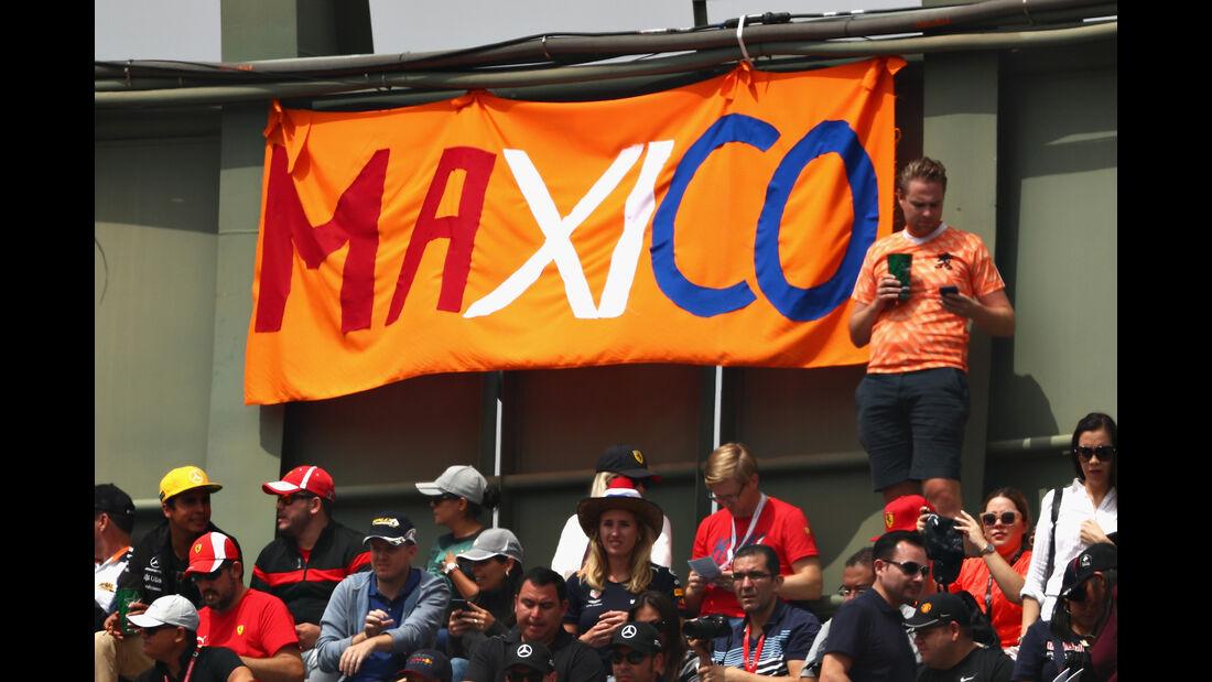 F1 Tagebuch - GP Mexiko 2018