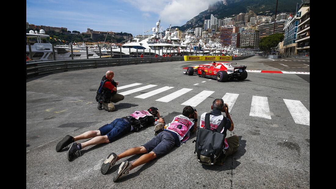 F1 Tagebuch - GP Monaco 2017