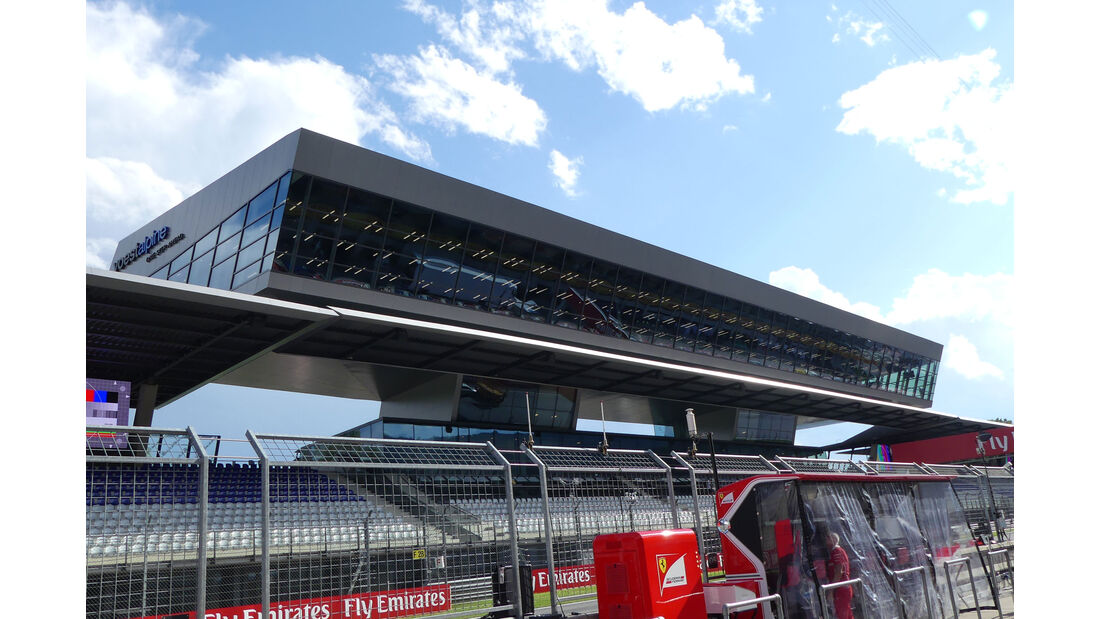 F1 Tagebuch - GP Österreich 2017 - Spielberg
