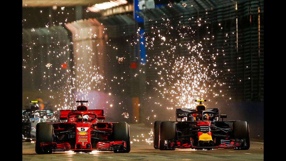 F1 Tagebuch - GP Singapur 2018