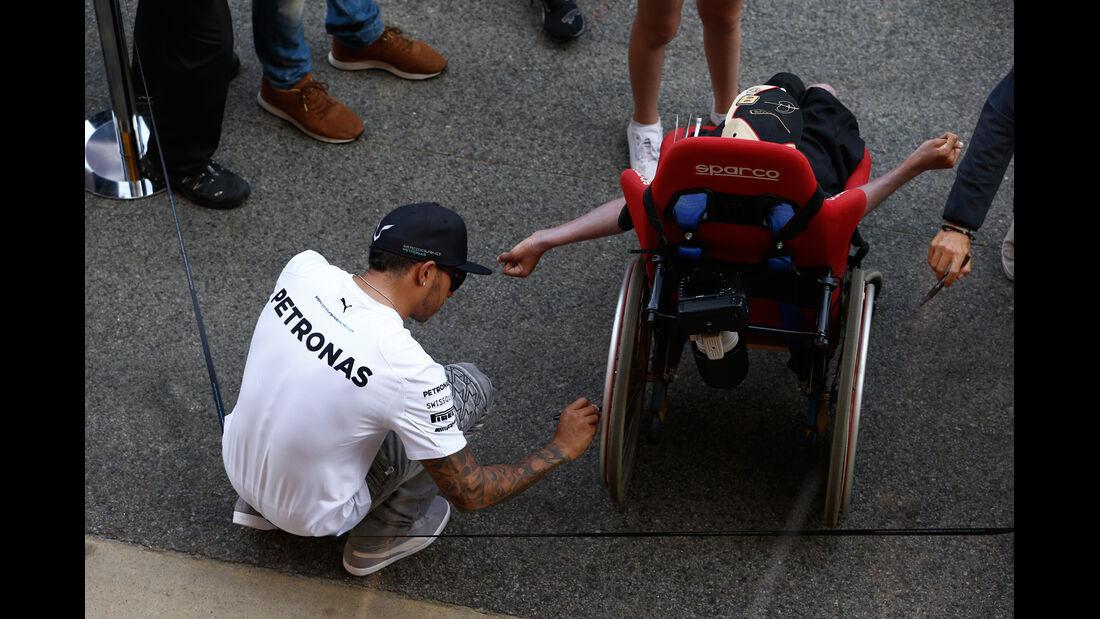 F1 Tagebuch - GP Spanien 2014