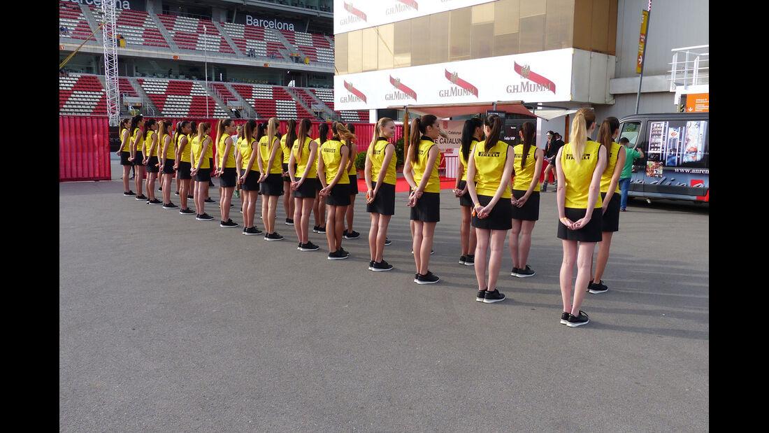 F1 Tagebuch - GP Spanien 2015