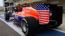 F1 Tagebuch - GP USA 2015