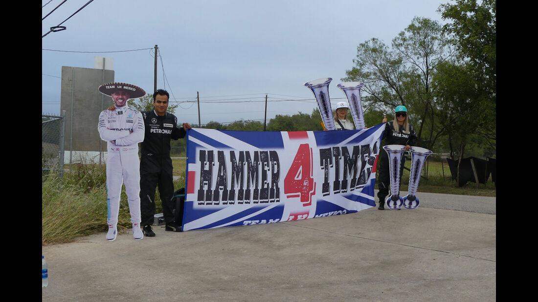 F1 Tagebuch - GP USA 2017 - Austin