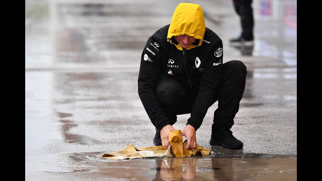 F1-Tagebuch - GP USA 2018