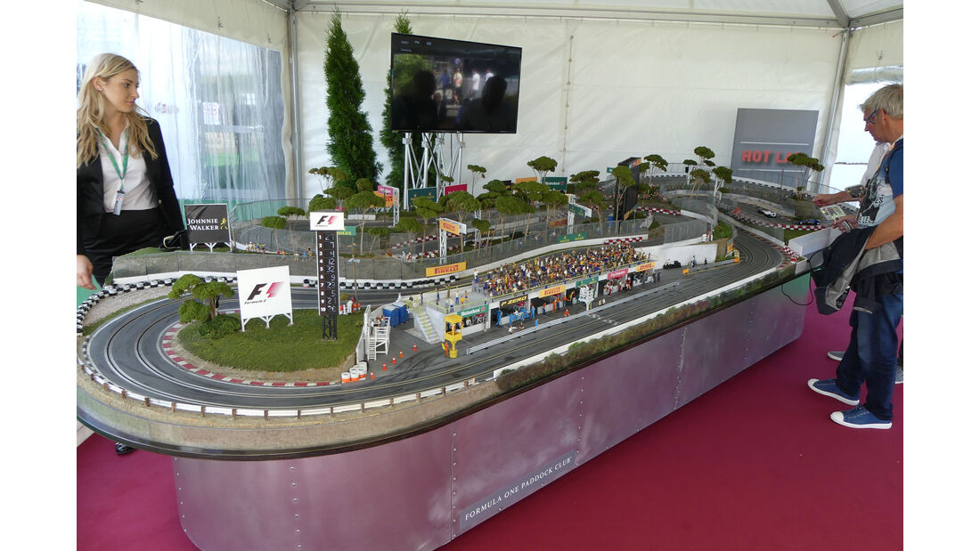 F1 Tagebuch - GP Ungarn 2017 - Budapest