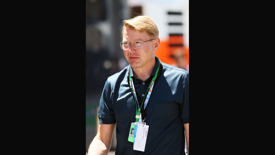 F1-Tagebuch - Mika Häkkinen - GP Spanien 2016 - Barcelona - Formel 1