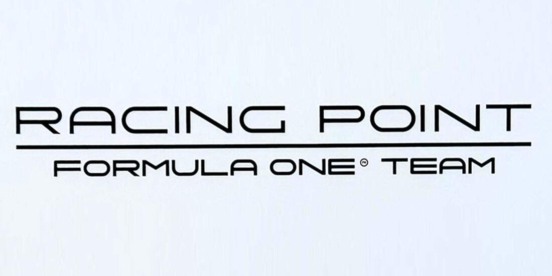 F1 Team-Logo Racing Point 2019