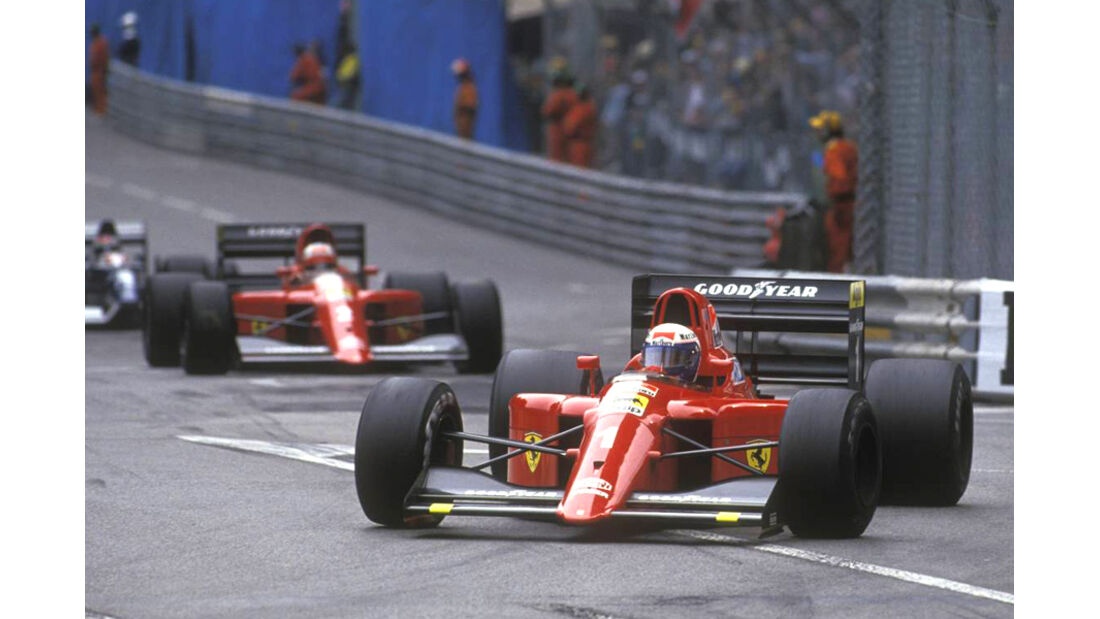 F1-Teamduelle