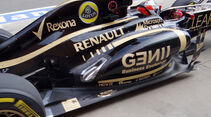 F1 Technik 2012 Lotus