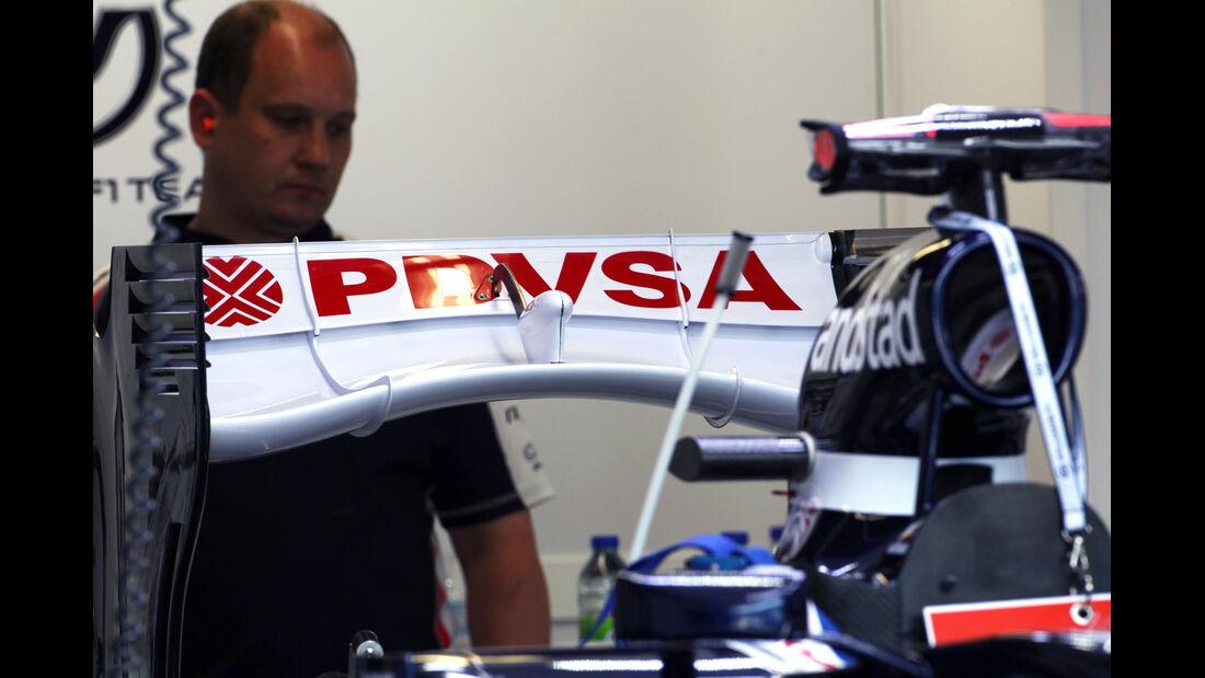 F1 Technik 2012 Williams