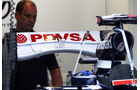 F1 Technik 2012 Williams