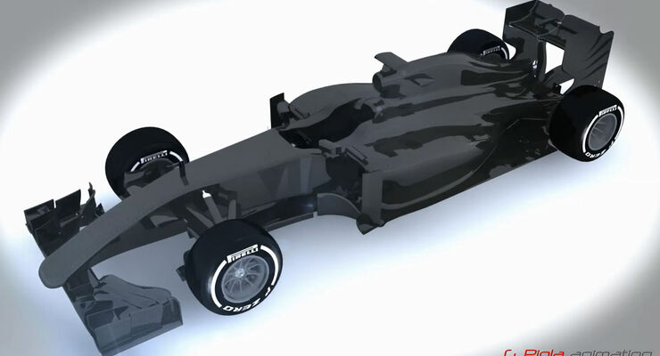 F1-Technik - Brake by Wire - F1 2014