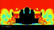 F1-Technik - CFD-Modell -Haas VF-18 - 2019