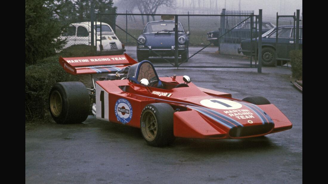 F1 Tecno 1972