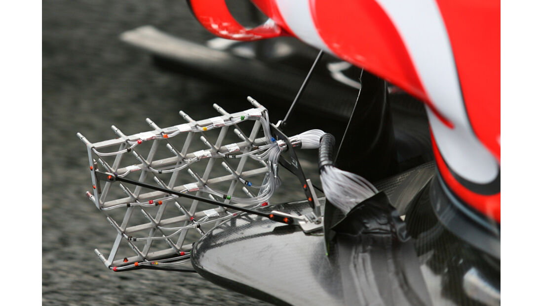 F1-Test 2010 McLaren
