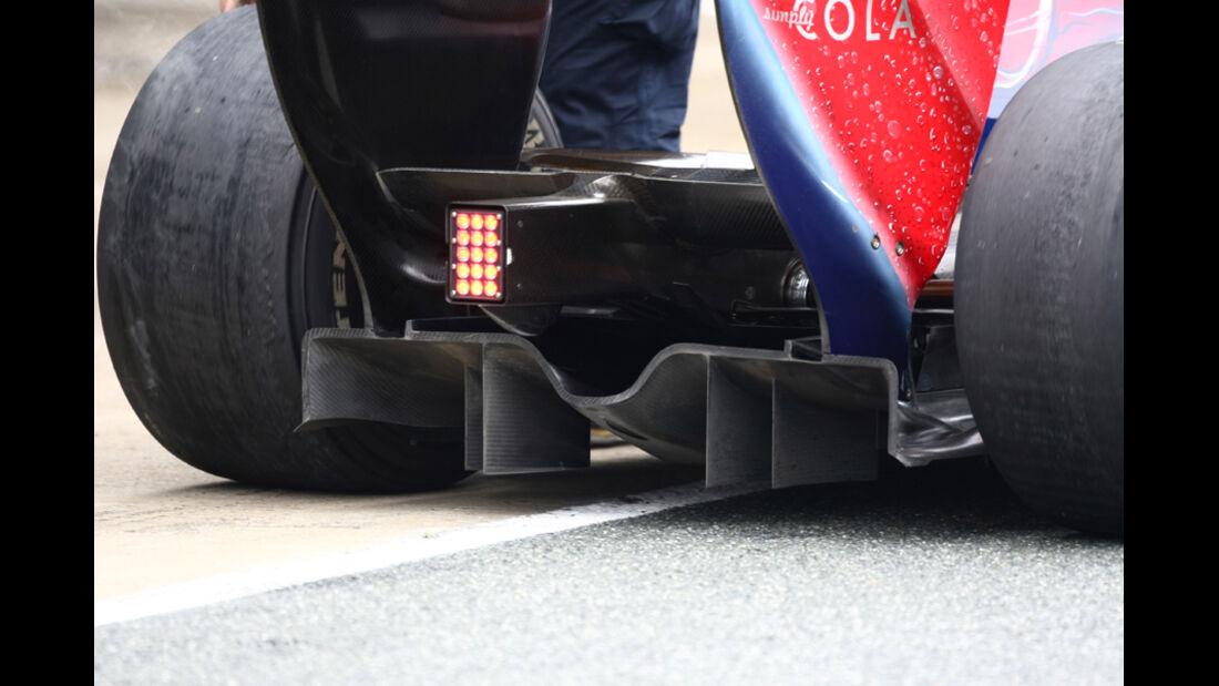F1-Test 2010 Red Bull