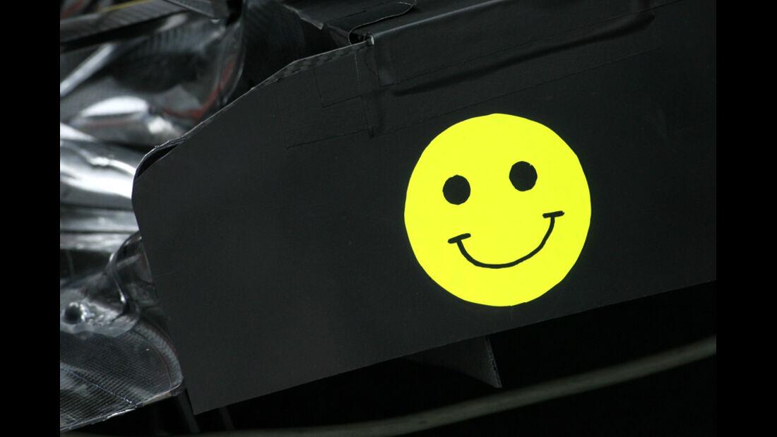 F1-Test 2010 Smiley