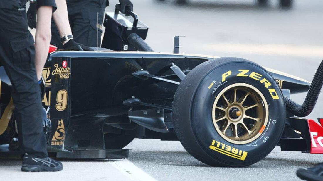 F1 Test 2011 Jerez