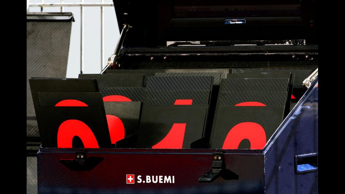 F1 Test Barcelona 2011