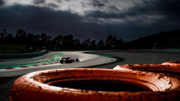 F1-Test Barcelona 2020