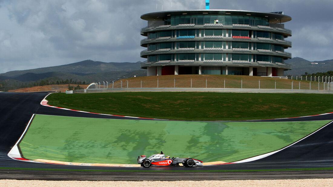 F1-Test - Portimao - 2009
