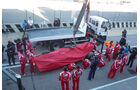 F1-Test Valencia 2013