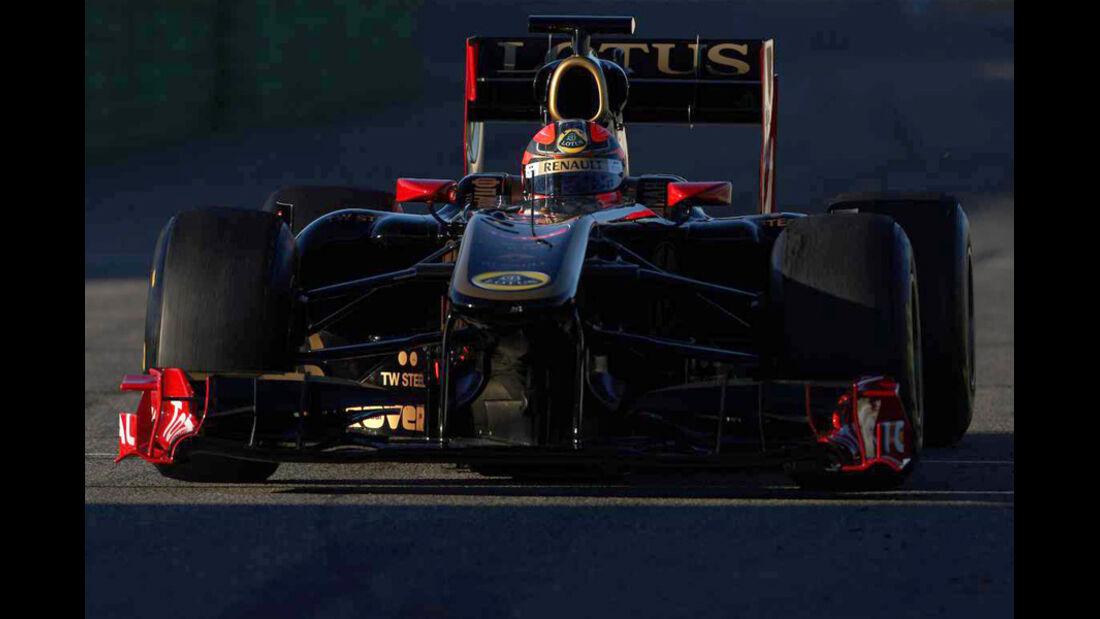 F1-Test Valencia 2019