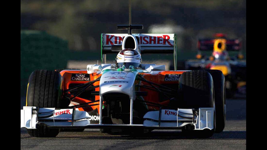 F1-Test Valencia 2021