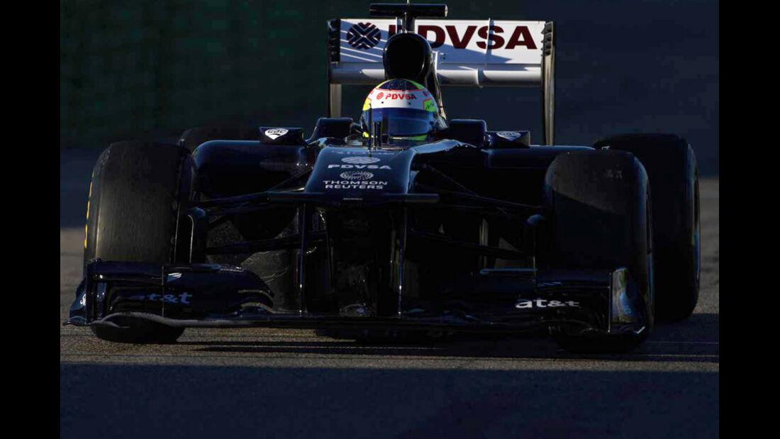F1-Test Valencia 2022