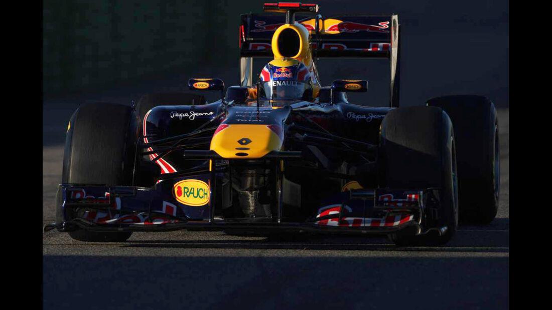 F1-Test Valencia 2024