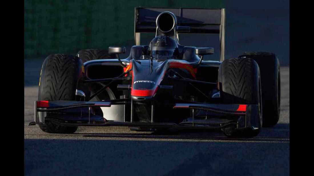 F1-Test Valencia 2028
