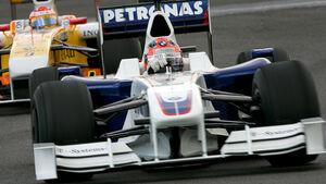 F1-Testfahrten