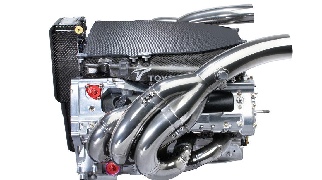 F1 Toyota V8 2009