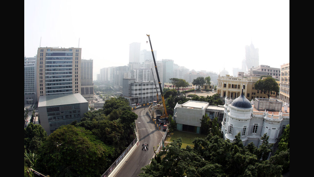 F3 Macau 2010